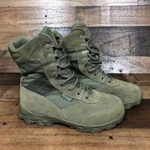 Vibram blackhawk warrior wear boots